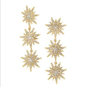Baublebar Star Drop Earrings